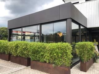 Офисы и магазины в . Автор – Architetto Alberto Boesso, Лофт