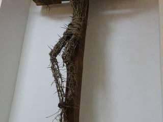 """Студия Довбыш. Арт-инсталляция """"Иисус Христос. Я страдаю больше, чем ты думаешь"""" от StudioDovbysh Эклектичный"""