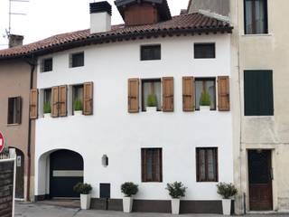 Дома на одну семью в . Автор – Architetto Alberto Boesso, Минимализм