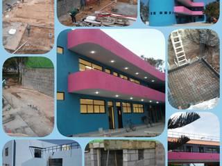 Schulen von AVANZA ARQUITECTOS, Modern