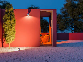 Raspberry House por 3D ART - Image|Film|Print