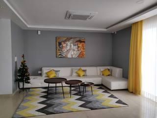 Livings de estilo moderno de Enrich Interiors & Decors Moderno