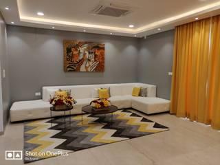 Living Room Modern living room by Enrich Interiors & Decors Modern