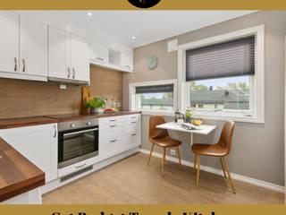 Kitchen design ideas vinra interiors| Bangalore by Vinra Interiors |Bangalore| Asian