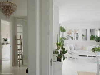 Mediterrane Esszimmer von Neus Conesa Diseño de Interiores Mediterran