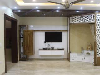 Residence Design Modern living room by AKB ARCHITECTS Modern