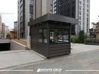 İhtiyaca Uygun Konteyner Üretimi Monte Grup Yapı Sanayi Modern