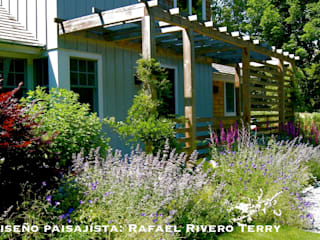 Rafael Rivero Terry arquitecto paisajista Eclectische tuinen