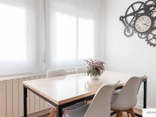 Relooking de un piso en Mataró de Alba Montes Home Staging - ReLooking - ReDesign