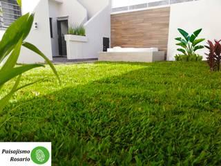 Renovación jardin de Paisajismo Rosario Moderno