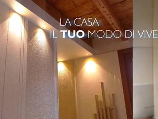 In sintesi... Bagno minimalista di Alessandra Vellata Architetto Minimalista