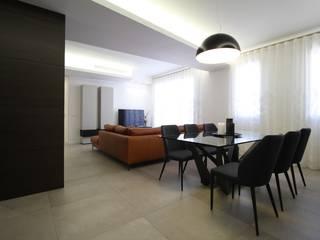 Giuseppe Rappa & Angelo M. Castiglione Гостиная в стиле модерн