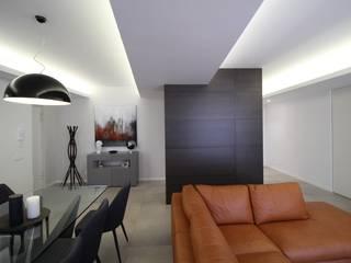 Salones de estilo moderno de Giuseppe Rappa & Angelo M. Castiglione Moderno
