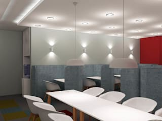 Work Hub Sanal Mimarlık Hizmetleri Modern