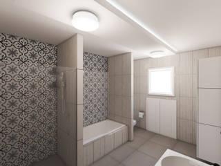 Banyo Tadilat Tasarımı Modern Banyo Sanal Mimarlık Hizmetleri Modern