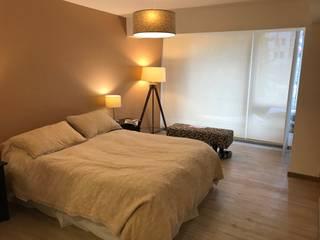 Dormitorio Dormitorios de estilo moderno de Arqsol Moderno