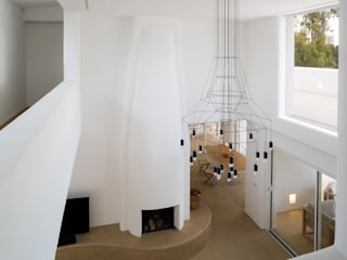 by Alejandro Giménez Architects Середземноморський