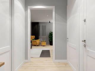 Corridor & hallway by BOHO DESIGN, Scandinavian