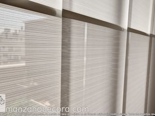 Manzanodecora Windows & doors Blinds & shutters Grey