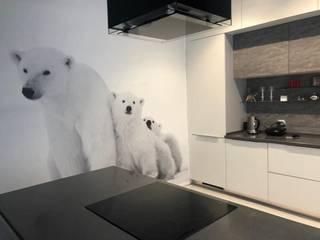 Кухня :  в современный. Автор – SM DESIGN, Модерн