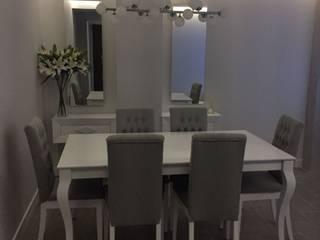 Vivienda en San Juan Salones de estilo clásico de Muebles Marisa Clásico