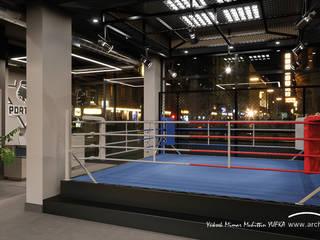 Industriale Veranstaltungsorte von ARCHMY Mimarlık Industrial