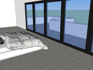 Modern style bedroom by Embassy Realty Modern