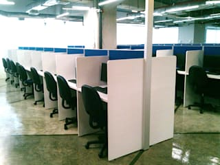 B2 - Poliarte de Poliarte, muebles de oficina Moderno