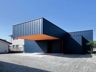 منازل تنفيذ 稲山貴則 建築設計事務所, حداثي