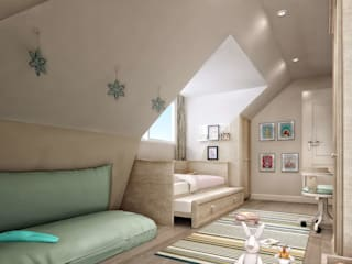 Yunus Emre | Interior Design VERO CONCEPT MİMARLIK Girls Bedroom