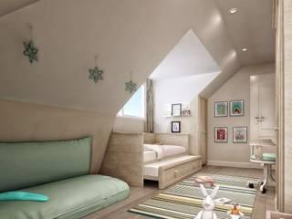 Yunus Emre | Interior Design VERO CONCEPT MİMARLIK ห้องนอนเด็กหญิง