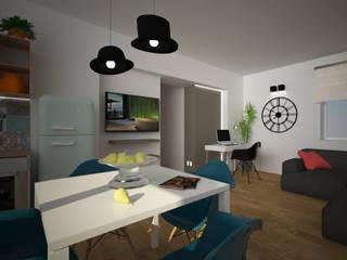 Kitchen by B+P architetti