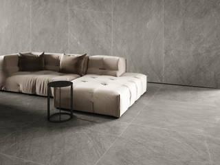 Dinding & Lantai Minimalis Oleh AZUVI Minimalis