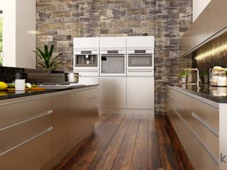 Built-in kitchens by Küche7 , Modern