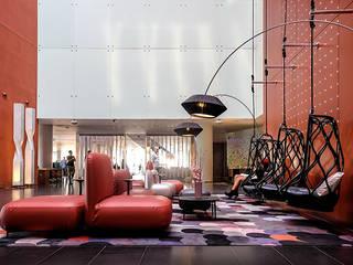 Modern hotels by Cubiñá, muebles de diseño en Barcelona Modern