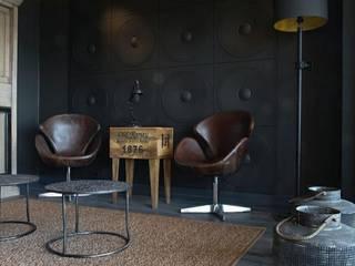 โดย Loft Design System Deutschland - Wandpaneele aus Bayern โคโลเนียล