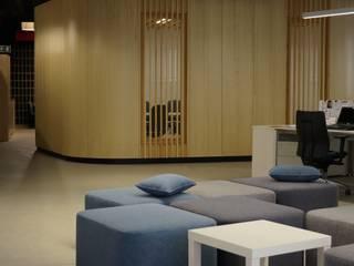 Moderne Geschäftsräume & Stores von Dasepa Construcciones y reformas en Madrid Modern