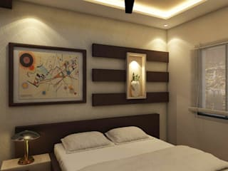 Bedroom concepts:   by iD INTERIORS