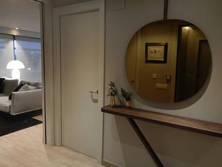 Mobiliario para vivienda en la zona alta de Barcelona de Cubiñá, muebles de diseño en Barcelona Ecléctico