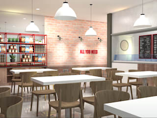 Commercial Spaces by CIANO DESIGN CONCEPTS, Modern