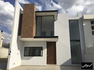 Casa Müst de ffelix architecture Moderno