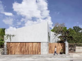 Casa PDC de Central de Proyectos SCP Moderno