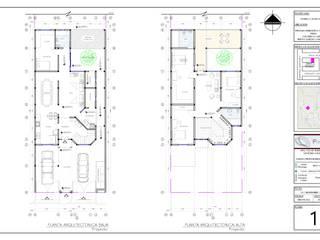 """2018-11-01 - Obra Nueva Casa Habitacion """"La Sandia"""" de PlanArq Clásico"""