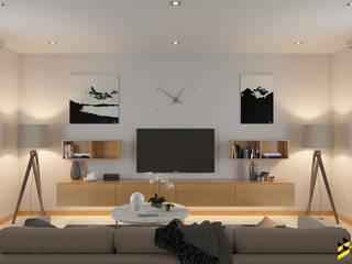 minimalist  by Bcon Interior , Minimalist