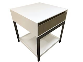FARUK FURNITURE BedroomBedside tables Wood White