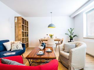 Livings de estilo  por Perfect Space