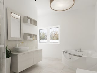 CENTURY 21 Deutschland 現代浴室設計點子、靈感&圖片
