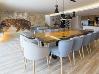 Dining room by Angelourenzzo - Interior Design, Scandinavian