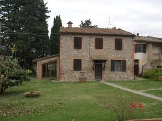 Country house by Tamara Migliorini Architetto, Rustic