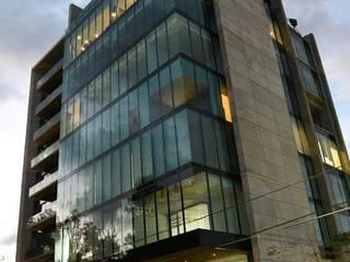 vertikal Espaces de bureaux modernes Verre